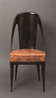 prototype chair by émile jacques ruhlmann
