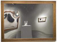 procés per reduir aquesta habitació a pintura (process to reduce this room into a painting) (jrfa 10051) by jordi alcaraz