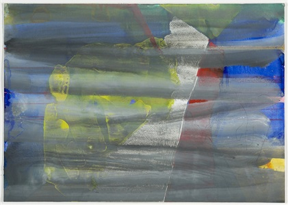 master drawings new york by gerhard richter