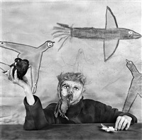 take off by roger ballen