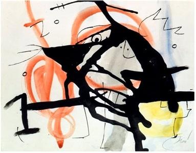 joan miró skulpturen, zeichnungen und druckgrafik by joan miró