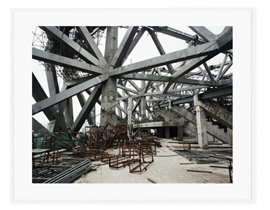 national stadium no 5 15092006 by ai weiwei