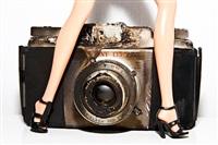 camera barbie by tyler shields