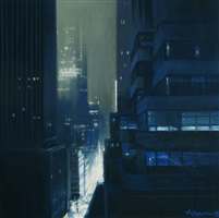 manhattan, 2 a.m. by ben aronson