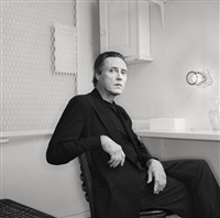 christopher walken. new york by martin schoeller