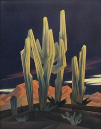 cactus hill by ed mell