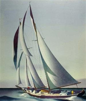 full sails by sandor bernath