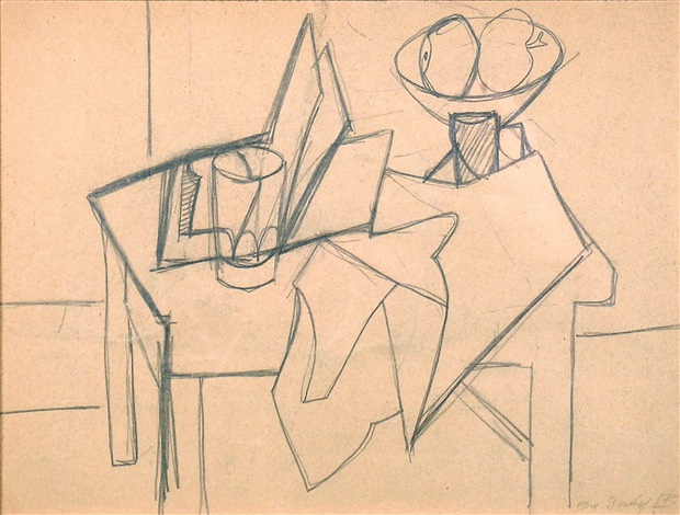 untitled (jrfa 4356) by arshile gorky