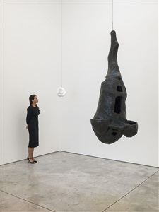 louise bourgeois suspension by louise bourgeois