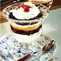 cherry ice cream by luigi rocca