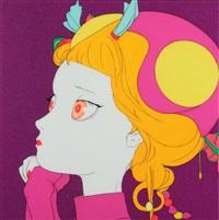 candy girls s-57 by yoshitaka amano