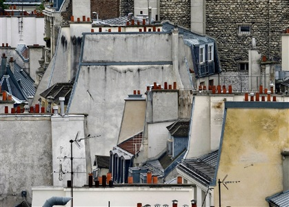 1 paris rooftops by michael wolf