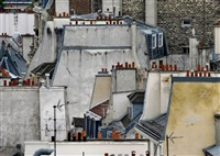 #1 paris rooftops by michael wolf