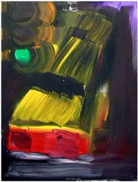 green light by rainer fetting