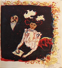 la lithographie en couleurs by pierre bonnard