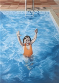 pool days by diana rattray