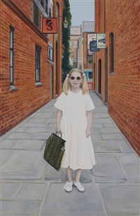 the shopper by diana rattray