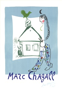 rare postersdumbo auction french posters 1950 - today by marc chagall