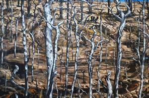 """de la serie """"bosque seco"""" by josé garcía cordero"""