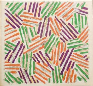 pop art auction 1960 to date by jasper johns