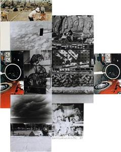 pop art auction 1960 to date by robert rauschenberg