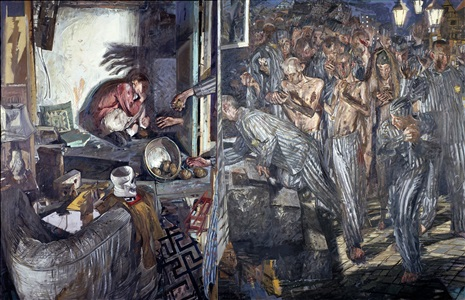the german girl (jrfa 6530) by jerome witkin