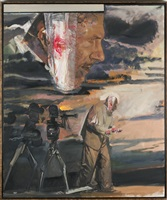 vincent and his demons iii (jrfa 10702) by jerome witkin