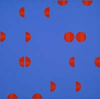 deux rouges et un bleu by denis juneau