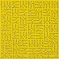 jaune et gris by denis juneau