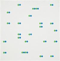 blanc-bleu-vert by denis juneau