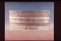 station 2, die spiegelmauer (sahara-zyklus) by heinz mack