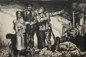 britain's call to arms by sir frank brangwyn
