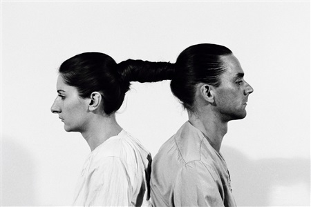 relation in time by marina abramović