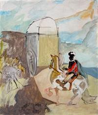 ohne titel (2) by siegfried anzinger