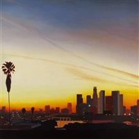 #downtown #sunset #losangeles #dtla by bradley hankey