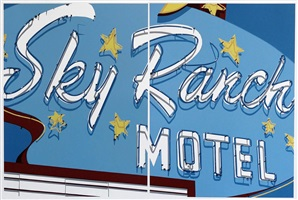 sky ranch motel by dave lefner