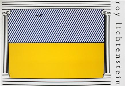 pop art auction 1960 to date by roy lichtenstein