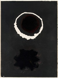unt: 6763 by adolph gottlieb