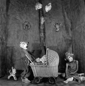 playroom by roger ballen