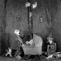 playroom by roger ballen
