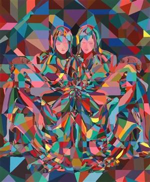 double pietà by christine finley
