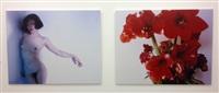 nude & flowers by nobuyoshi araki