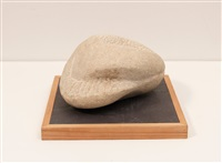 "stone carving ""azeitao"" by naum gabo"
