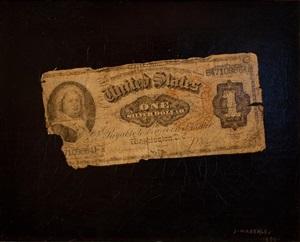 one dollar bill by john haberle