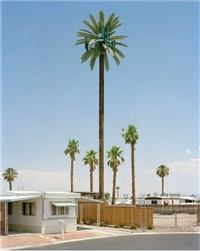mobile home park, las vegas, nevada by robert voit
