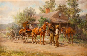 testing his age by edward lamson henry