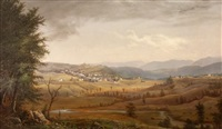 benson, rutland county, vermont by james hope