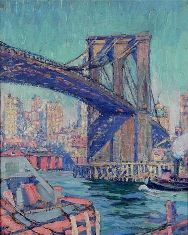 brooklyn bridge by felicie howell