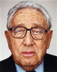 henry kissinger by martin schoeller