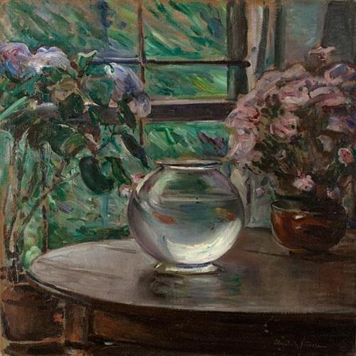 etude, fleurs by elizabeth nourse